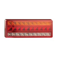 Rear Stop/Tail/Indicator/Reverse Lamp - 12V