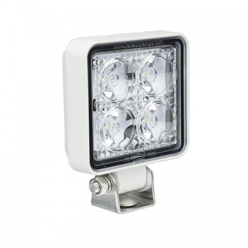 Compact Square Work / Reverse Lamp - R23 Approved
