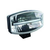 Oval LED Driving Lamp