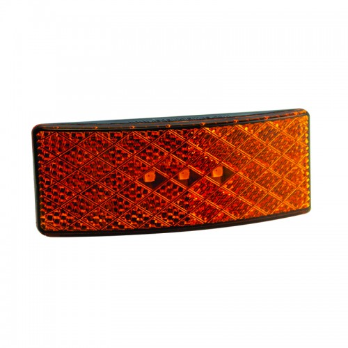 Low-Profile Side Marker Lamp (Black)
