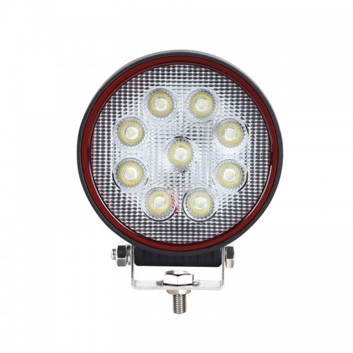 27W Round Flood Lamp
