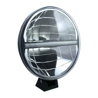 "9"" Round LED Driving Lamp with Integrated Front Position Lamp"