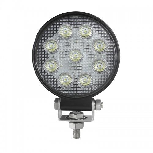 High-Powered Round Work Lamp