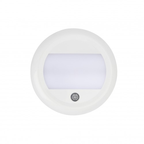 Touch Switch Round Interior Lamp