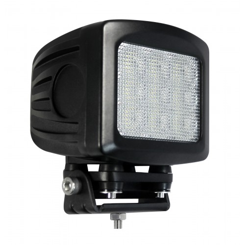 Large Square 9 x 10W LEDs Work Lamp