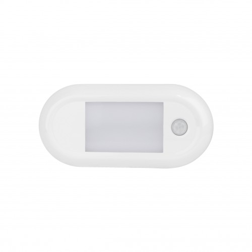 PIR-Sensor Medium Oval Interior Lamp