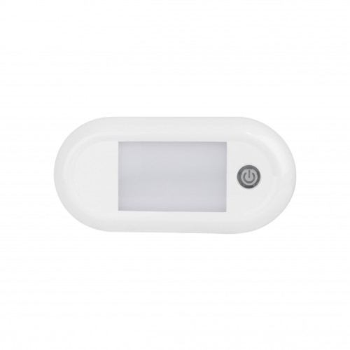 Touch Switch Medium Oval Interior Lamp