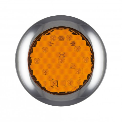 145mm Round Indicator Lamp