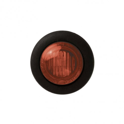 Round Rear End Marker Lamp