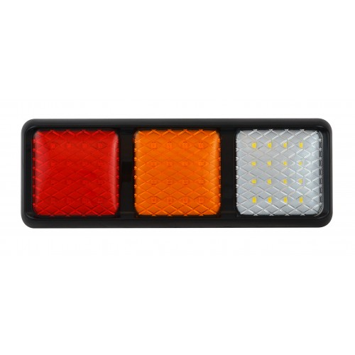 Triple Combination Rear Lamps