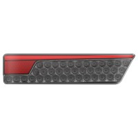 Multifunction Rear Lamp With Dynamic Indicator - Black RHS