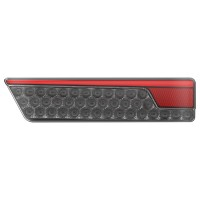 Multifunction Rear Lamp With Dynamic Indicator - Black LHS