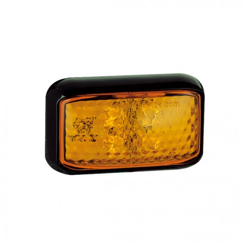 Side Indicator Lamp – Black Bracket