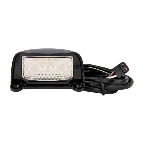 Number Plate Lamp & Harness Kit