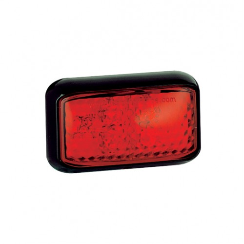 Rear End Marker Lamp – Black Bracket