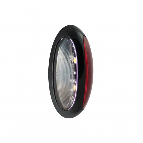 Front/Rear Marker Lamp - Black