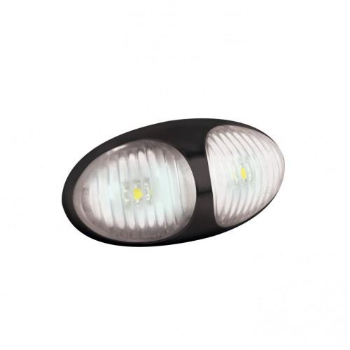 Front Marker Lamp – Black Housing
