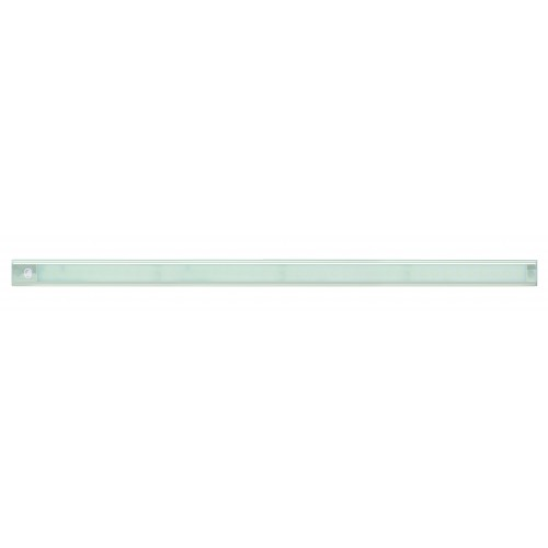 12V - 770Mm Interior Strip Lamp W/ Touch Switch - Silver Aluminium