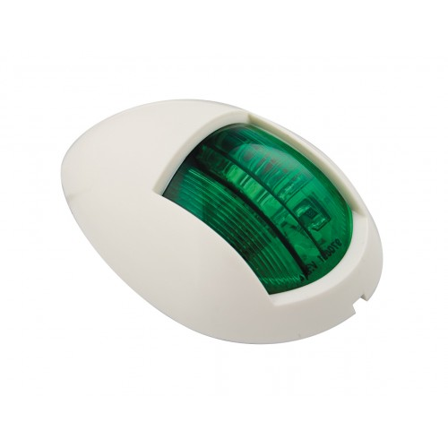 Marine Navigational Lamp – Green – White