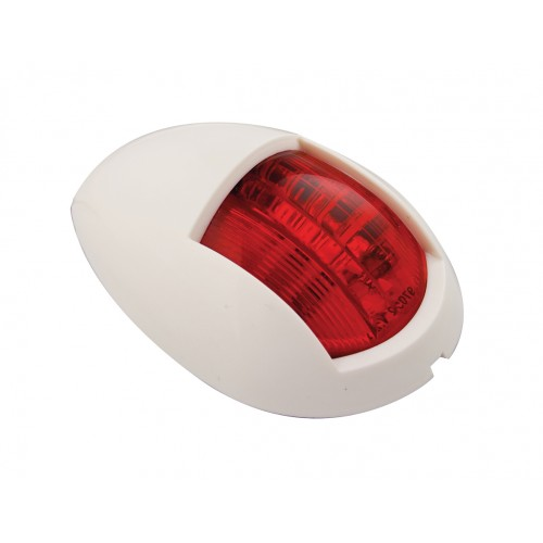 Marine Navigational Lamp – Red – White
