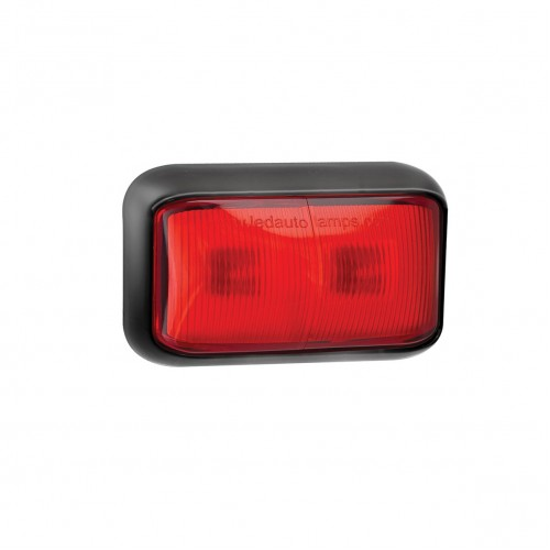 Rear Marker Lamp – Black Bracket