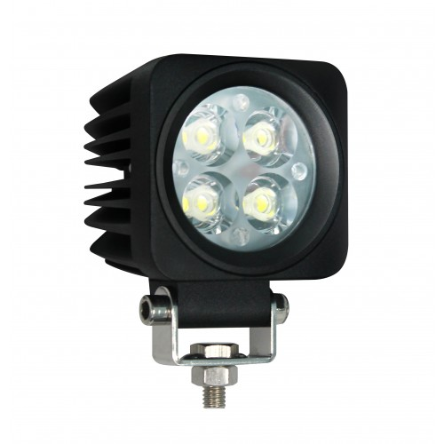 Compact Square Flood Lamp - 10-80V