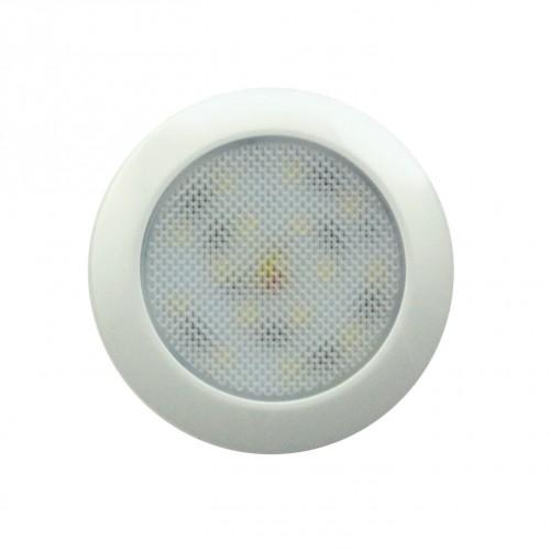 Low Profile Round Interior Lamp