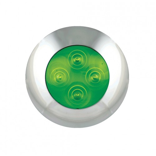 Courtesy Lamp – Green