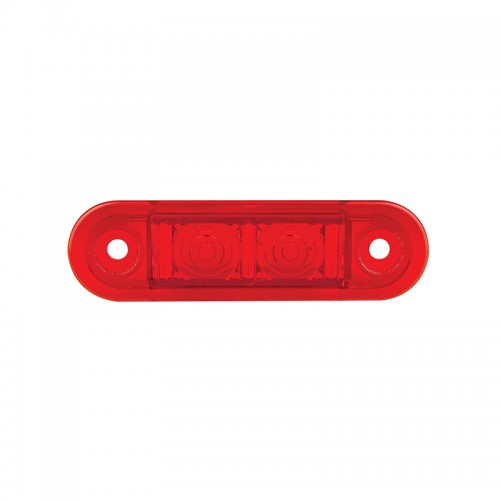 Rear End Marker Lamp - Single Pack