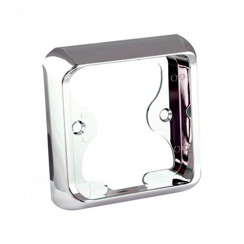 Replacement Square Bracket – Chrome