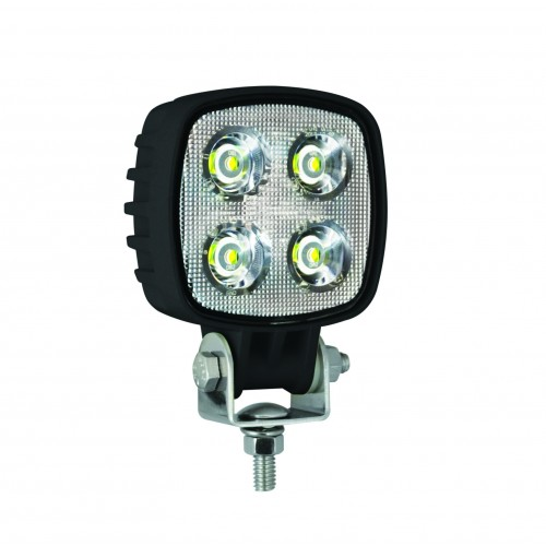 Compact Square Work Lamp - 10-80V
