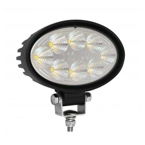 Oval Flood Lamp