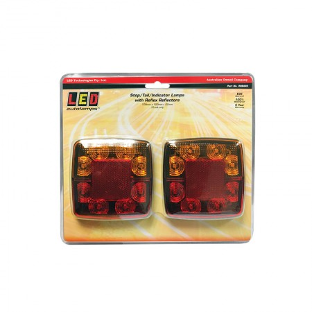 Compact Combination Lamp (Twin Pack)