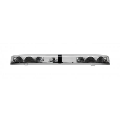 2.5ft R65 LED Lightbar - 2 Modules, Clear Lens