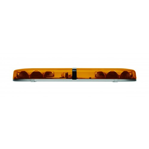 2.5ft R65 LED Lightbar - 2 Modules, Amber Lens