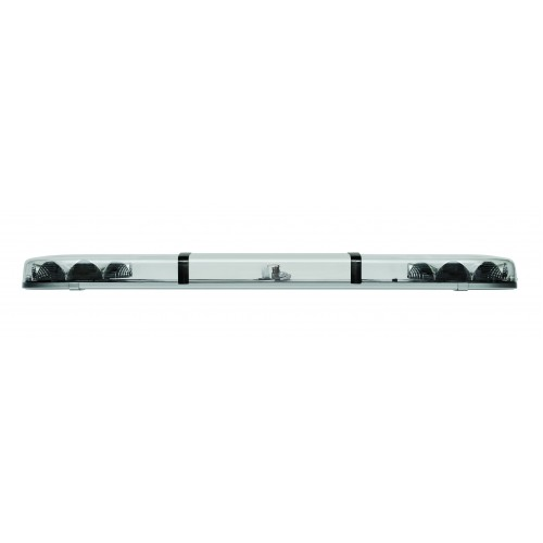3ft R65 LED Lightbar - 2 Modules, Clear Lens