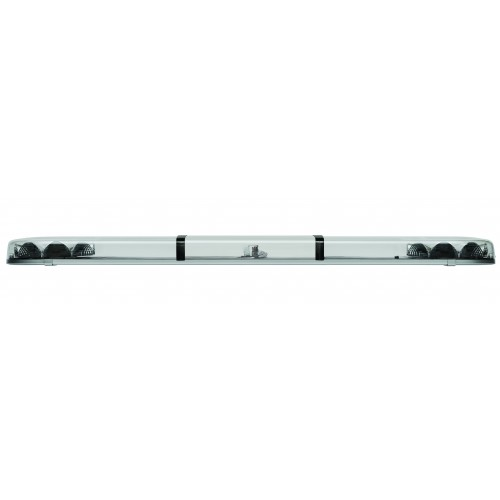 4ft R65 LED Lightbar - 2 Modules, Clear Lens
