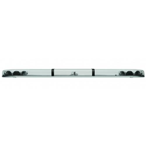 4ft R65 LED Lightbar - 2 Modules, Clear Lens