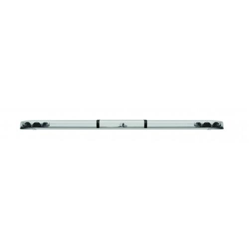 5ft R65 LED Lightbar - 2 Modules, Clear Lens