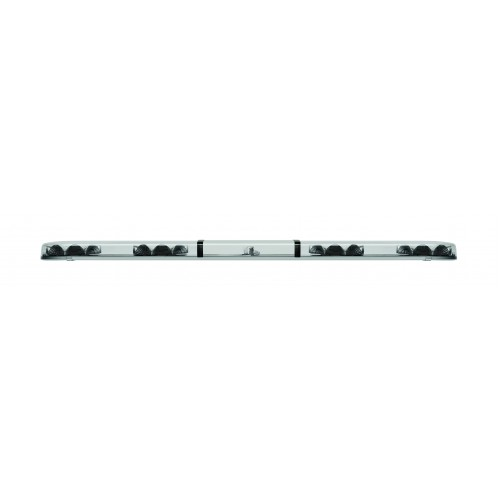 5ft R65 LED Lightbar - 4 Modules, Clear Lens
