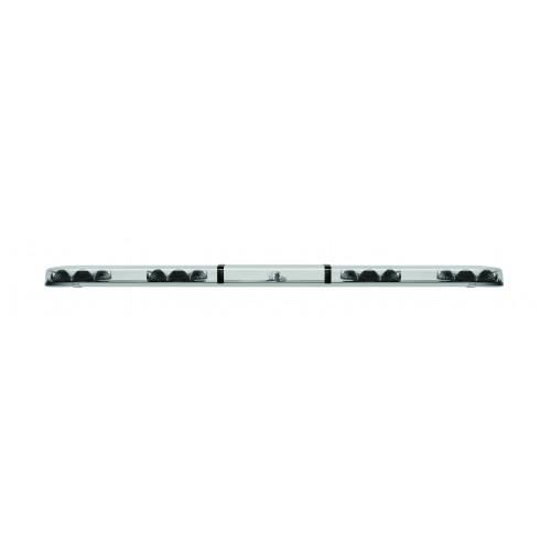 5ft R65 LED Lightbar - 4 Modules, Clear Lens