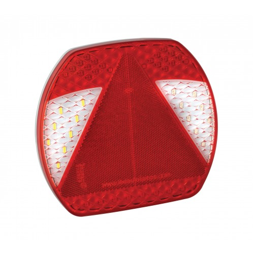 Low-Profile Trailer Lamp (Twin Pack)
