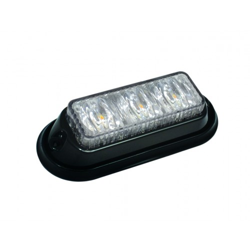 R65 Directional Warning Lamp - 3-LED