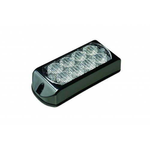 8-LED Directional Warning Lamp