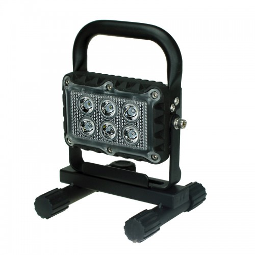 USB Rechargeable LED Work Light With H-Stand