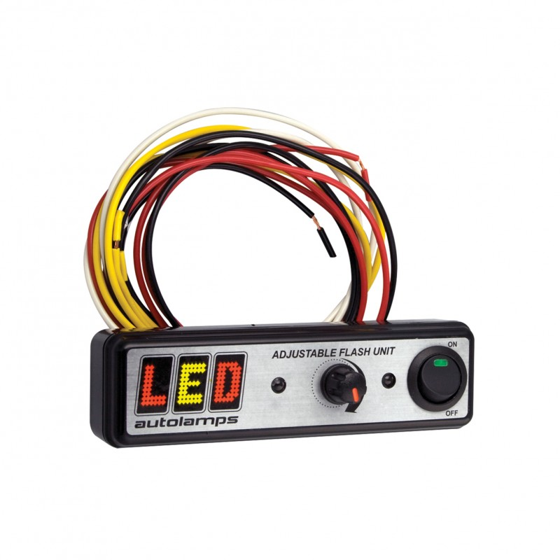 wiring accessories rh ledautolamps uk com 12 Volt Battery Wiring 6V to 12V Wiring Diagram