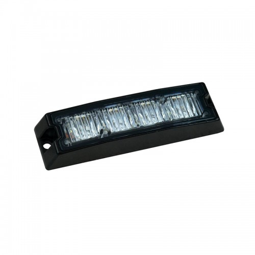 R65 Slimline Directional Warning Lamp - 4-LED