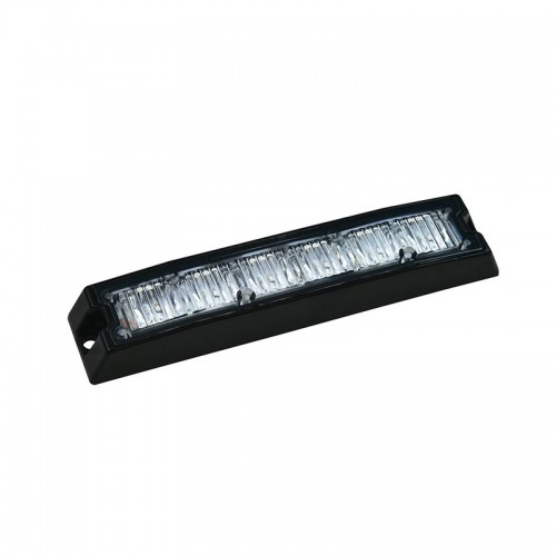 R65 Slimline Directional Warning Lamp - 6-LED