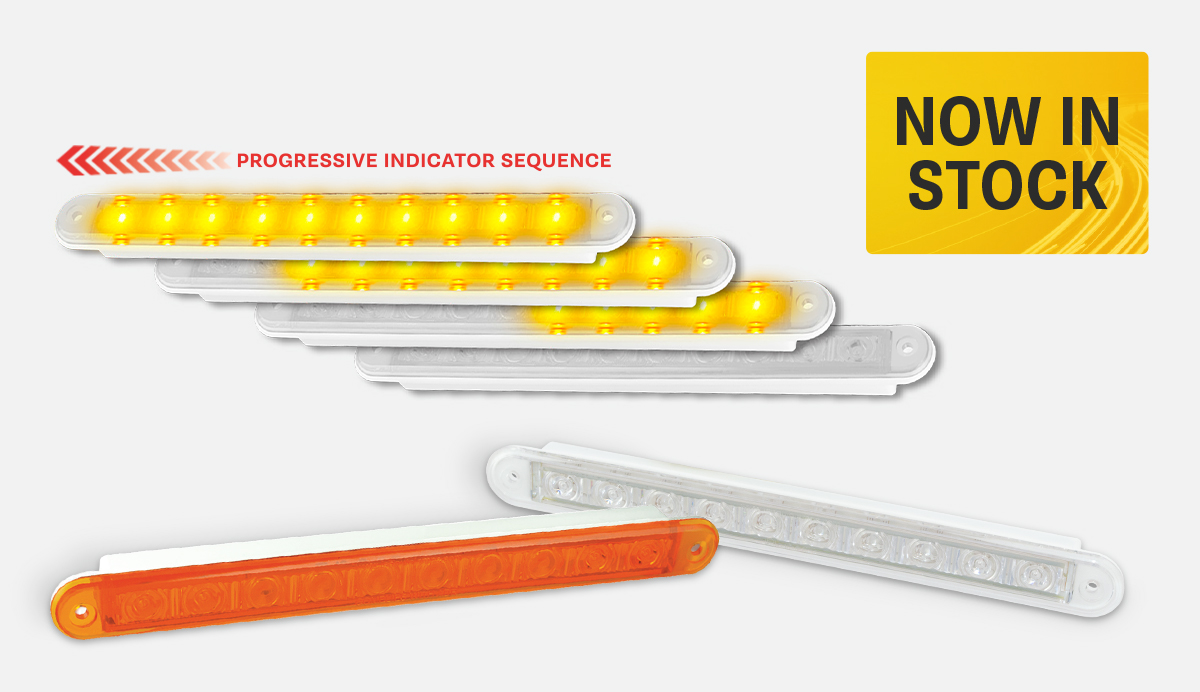 NEW Product Release - 235 Series Dynamic Indicator Lamps