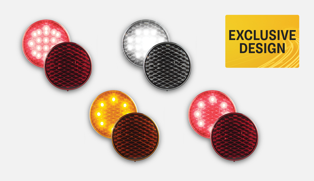 Product Focus - 82 Series Single Rear Lamps